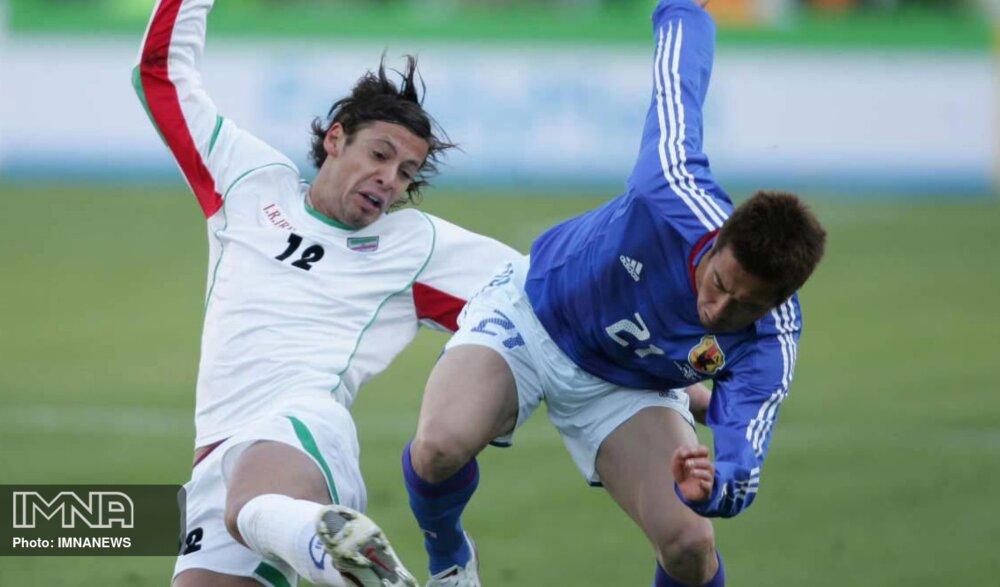 سه امتیاز شیرینی که تلخ شد/ ایران و ژاپن مقدماتی جام جهانی ۲۰۰۶ + خلاصه بازی