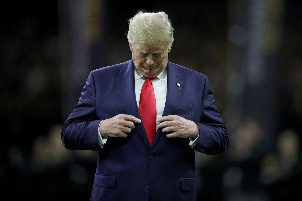 ترامپ خواستار بازگشایی عبادتگاهها در آمریکا شد