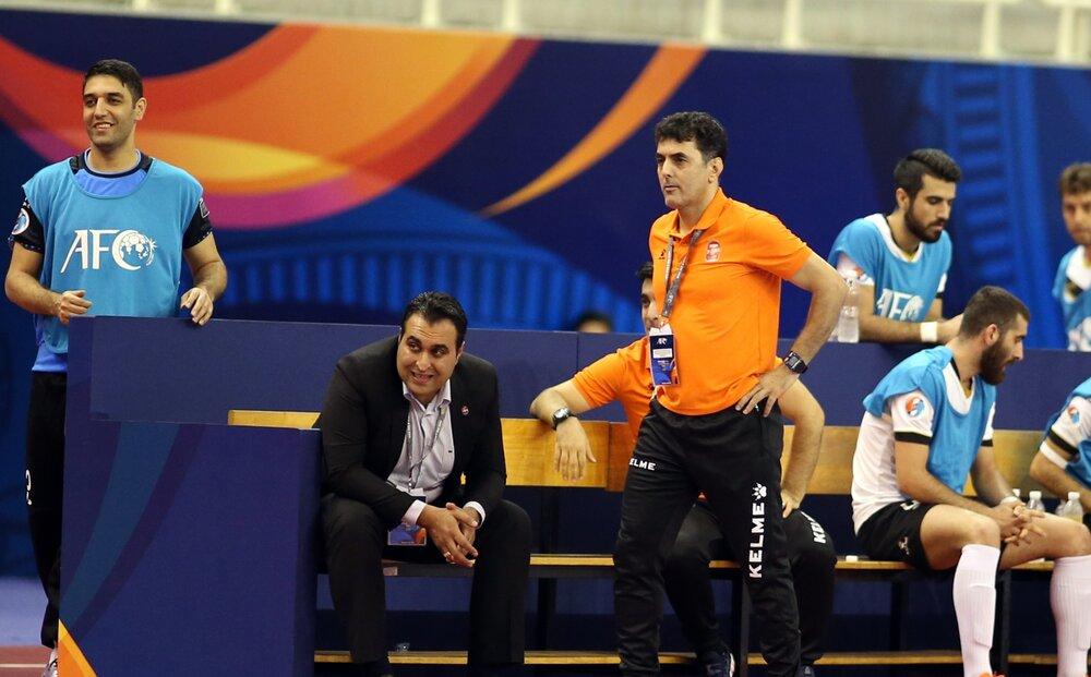 سپاهان برند فوتبال ایران است/ اگر فینال فوتسال به تعویق نمی افتاد بازی جذابی می شد