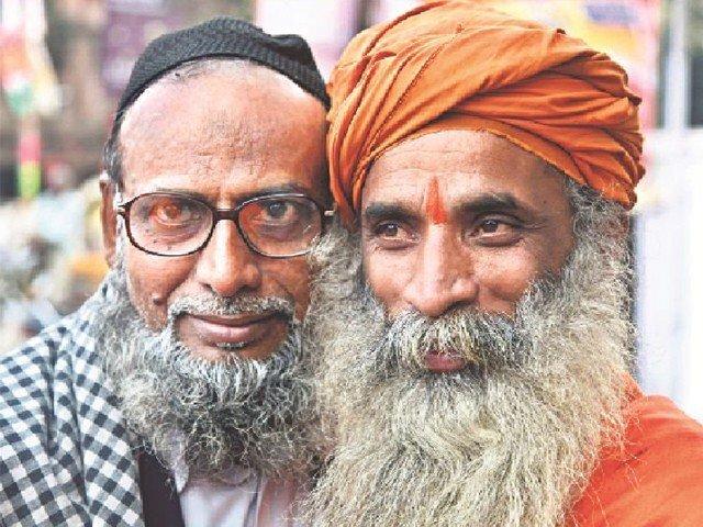 کرونا بهانه اتحاد هندو و مسلمان شد