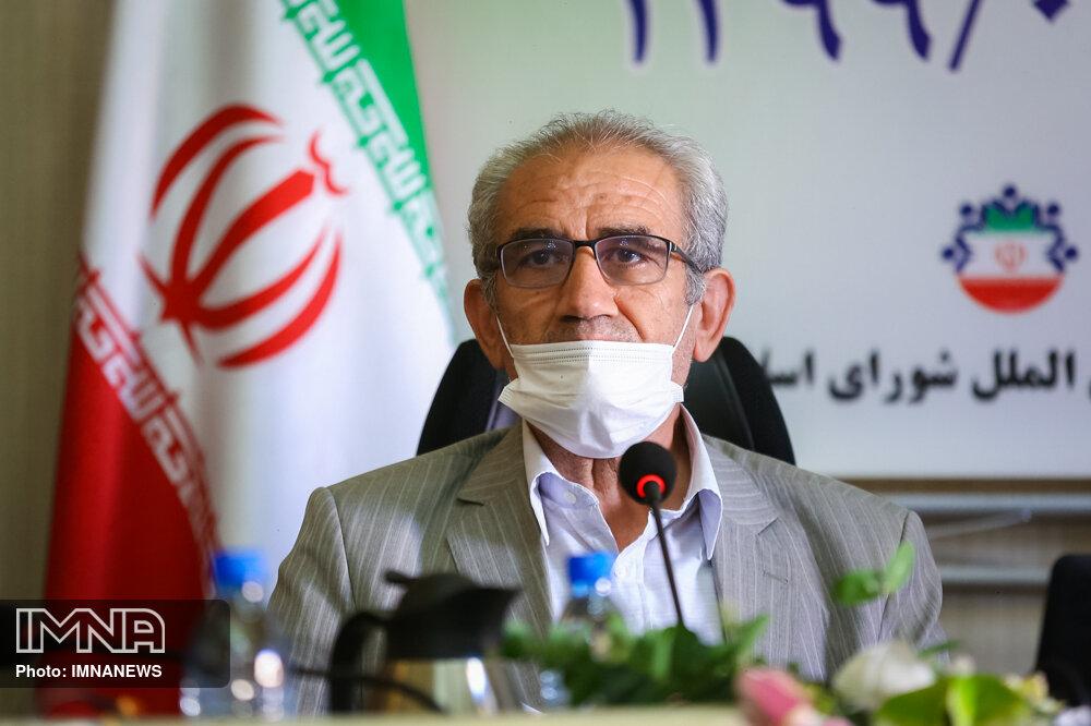 برشان: نگاهها به رینگ چهارم حفاظتی اصفهان ملی باشد