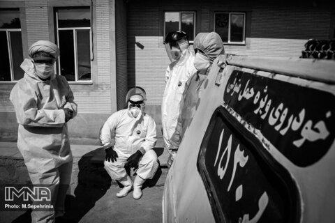 آمار کرونا اردبیل ۲۸ آبان؛ ۱۲ فوتی و ۷۸ ابتلای جدید
