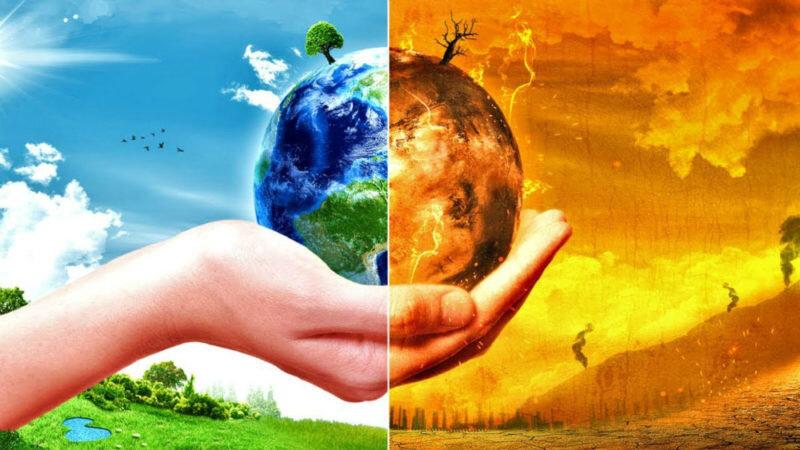 یک کره زمین نمیتواند پاسخگوی الگوی مصرف بشر باشد