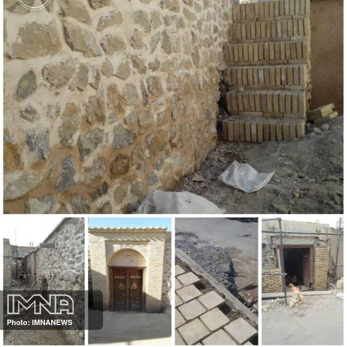 مرمت حمام تاریخی کلیشادوسودرجان