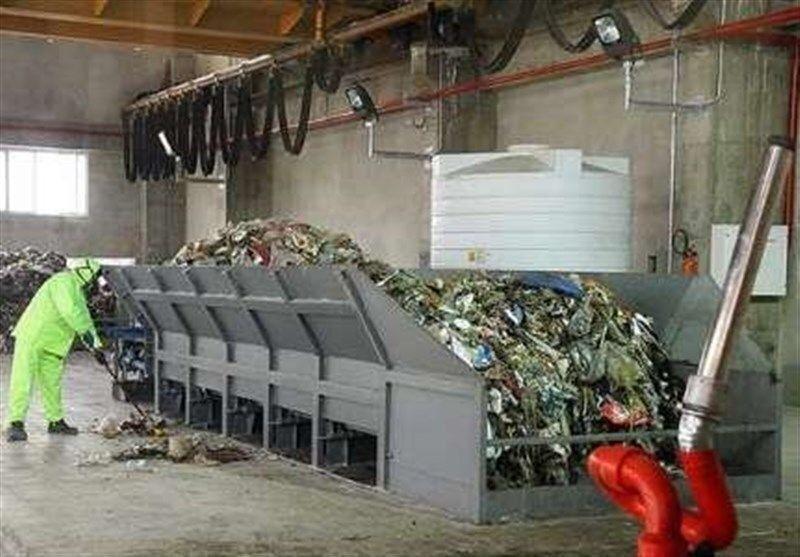بهرهبرداری از شوتینگ جمعآوری زباله قرچک در هفته دولت