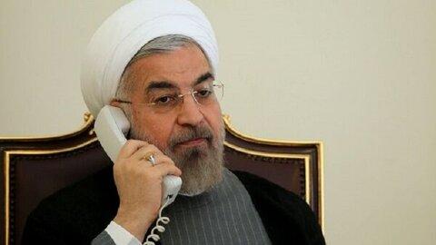 تماس تلفنی رییس جمهور با وزیر کشور، استاندار تهران و رئیس جمعیت هلال احمر ایران