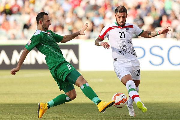روزی که ایران قصد حذف شدن نداشت!/ ایران ۳-۳ عراق جام ملتهای ۲۰۱۵ + فیلم بازی