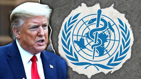 دلیل قطع کمک های مالی آمریکا به سازمان بهداشت جهانی چیست؟