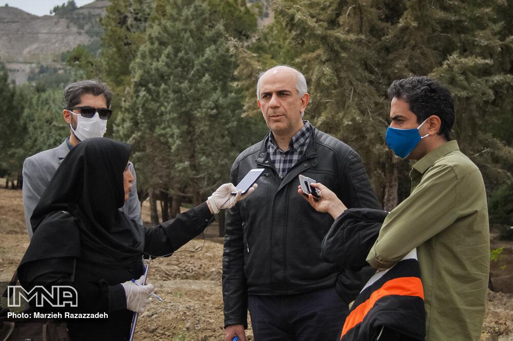 گراوسیس تجربهای برای آغاز حل بحران کمآبی اصفهان است