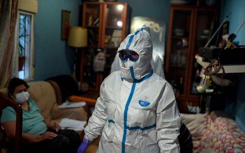 The coronavirus outbreak across the world