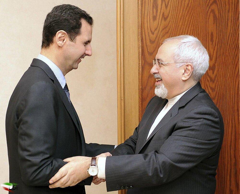 دلایل سفر ظریف به سوریه چیست؟