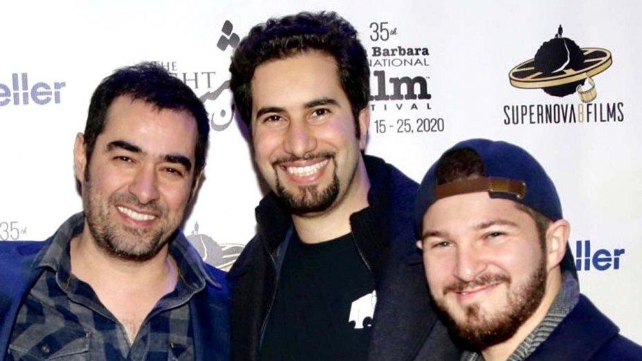 شهاب حسینی یک کمپانی فیلمسازی در آمریکا تاسیس کرد