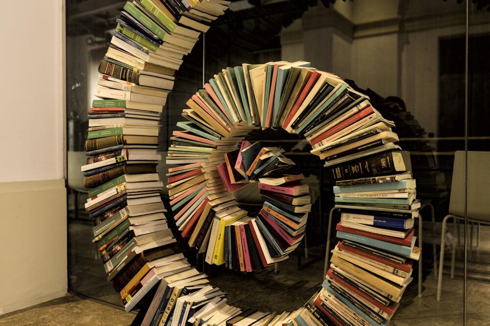 عبور از کرونا با کتاب