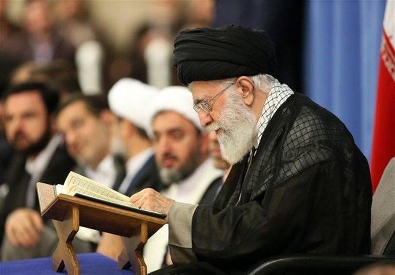 برگزاری محفل انس با قرآن کریم با حضور رهبر معظم انقلاب در ایام ماه رمضان