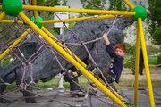 احداث ۱۴ مجموعه بازی کودکان در شهرجدید هشتگرد