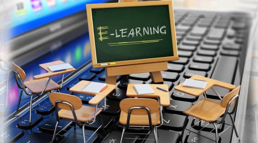 آموزش مجازی دانش آموزان پایه دوازدهم با شیوع ویروس کرونا