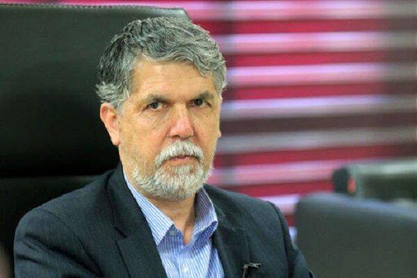 کنایه وزیر ارشاد به برکناری وزیر صمت