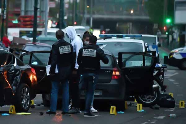 عامل حمله به پلیس فرانسه عضو داعش بوده است