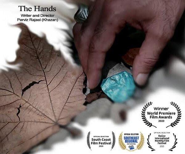 """""""دستها"""" از آمریکا جایزه گرفت"""