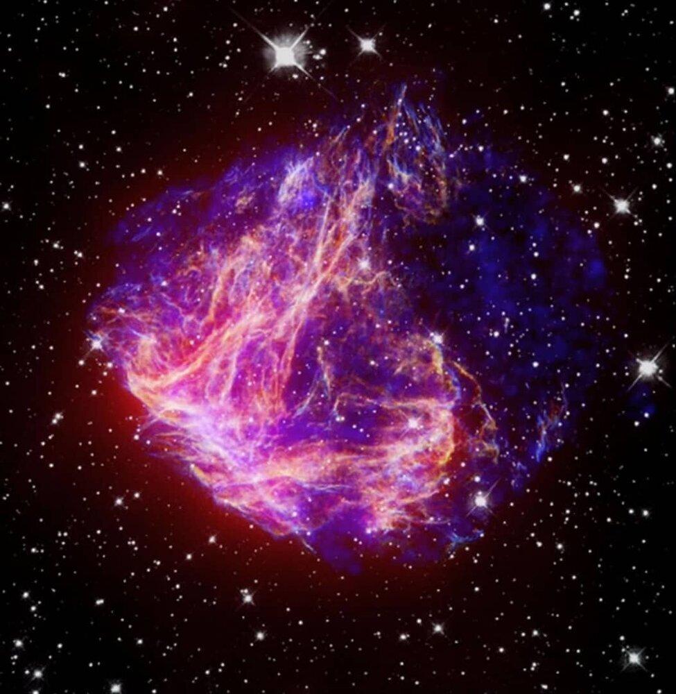 درخشانترین ابر نواختر  کهکشان راهشیری