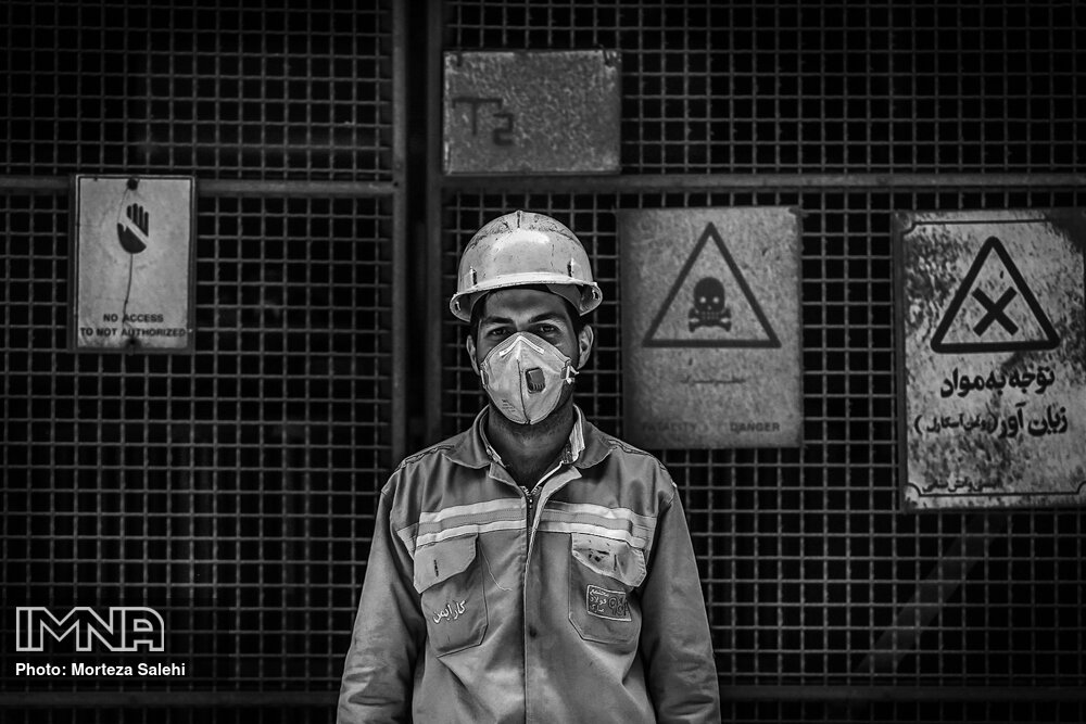 کابوس کار و معیشت برای یک کارگر