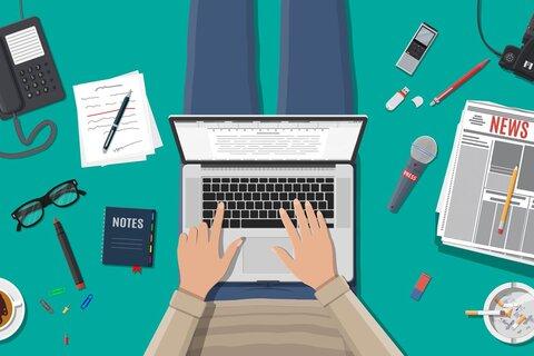 واسطههای اطلاعاتی جای روزنامهنگاران سنتی را گرفتهاند