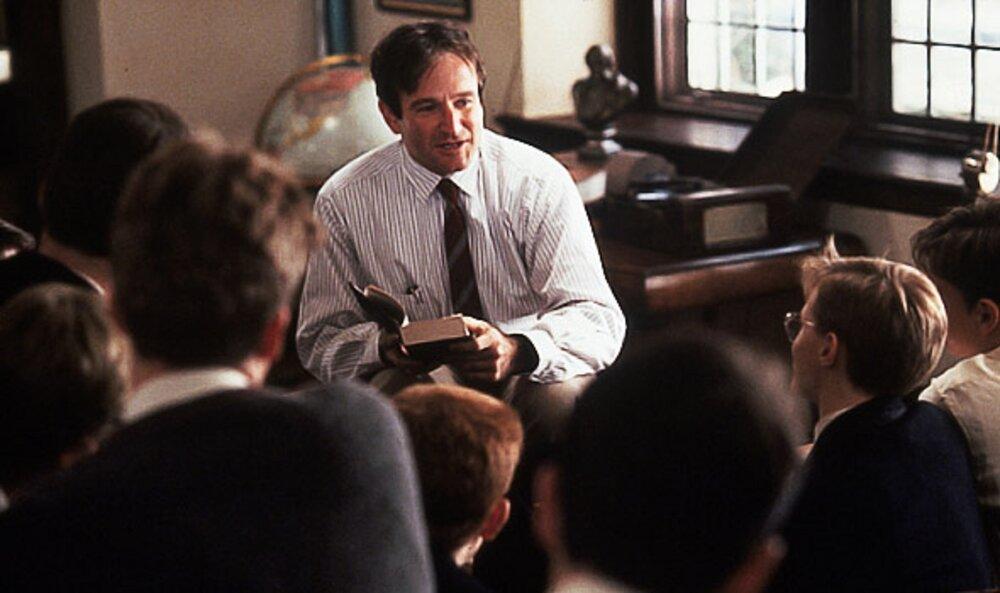 بهترین معلم تاریخ سینما