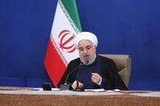 Iran's Rouhani announced compulsory wearing of face masks in public