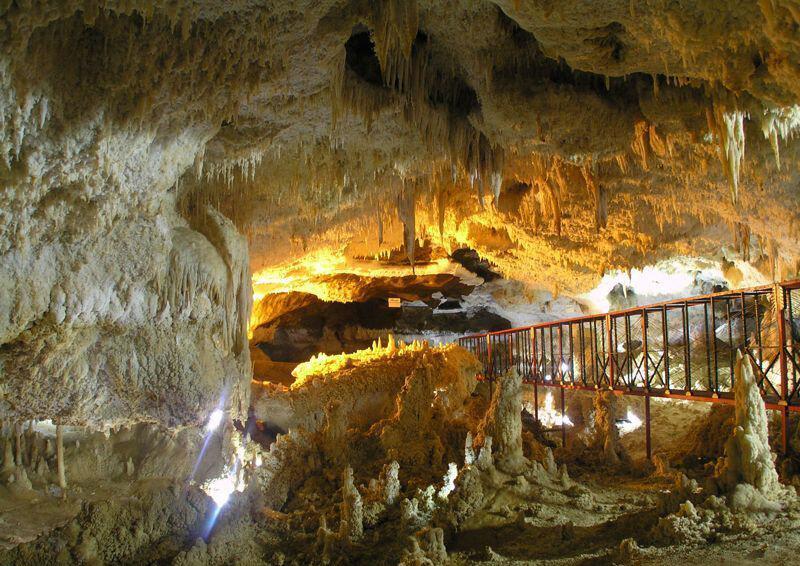 Katale Khor Cave in Zanjan