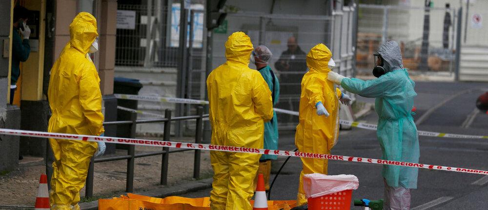 بهبود اقدامات ضدکرونایی در اسلواکی