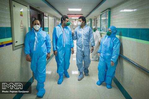 آنجا سپیده دم، روایتی بی پرده از بخش بیماران کرونا