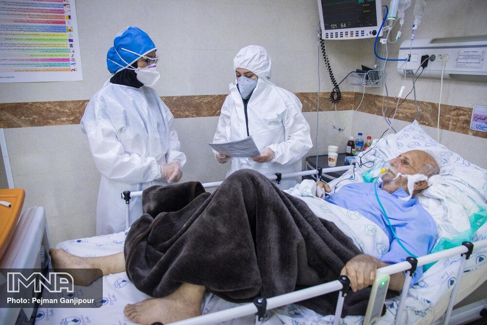 آخرین وضعیت کرونا در کاشان(۲۱ مهر ۹۹)/اینفوگرافیک