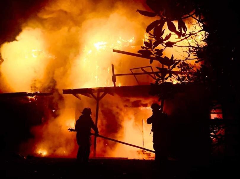 اعزام آتشنشانان سنندجی به ۹۳۷ ماموریت امدادی