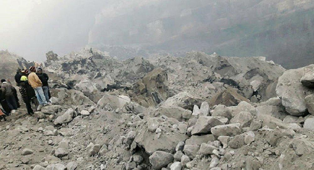 جزئیات حادثه مرگبار در معدن منگنز «ونارچ» قم