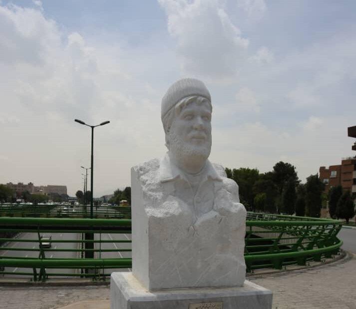 نصب سردیس چهار شخصیت برجسته در نقاط مختلف شهر اصفهان