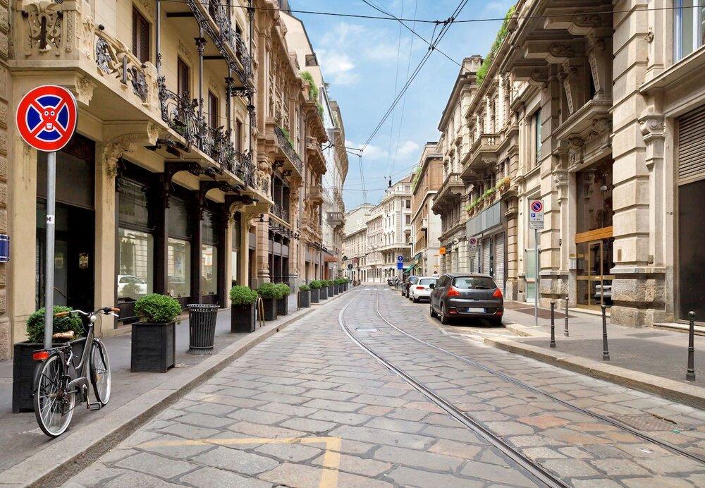 خیابانهای باز؛ دستاورد کرونا برای میلان