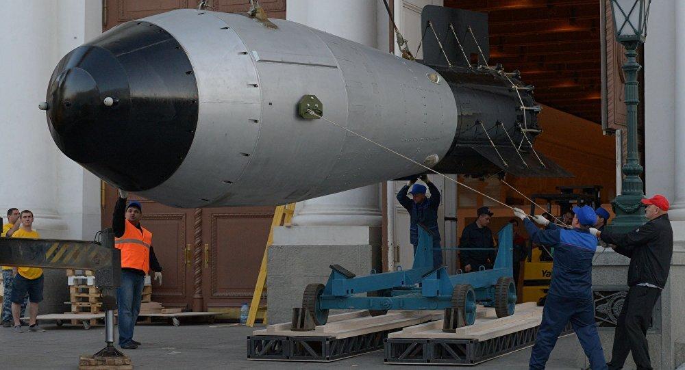 آمریکا پرتاب بمب هسته ای حرارتی روی مسکو را شبیه سازی کرد