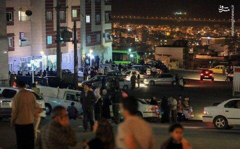 زلزله بامداد جمعه تهران احتمالاً زلزله اصلی بوده است