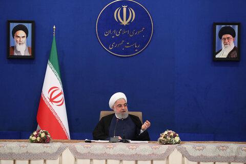 نشست استانداران سراسر کشور با روحانی برگزار شد