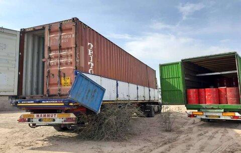 افزایش ۳۰ درصدی کشفیات کالای قاچاق