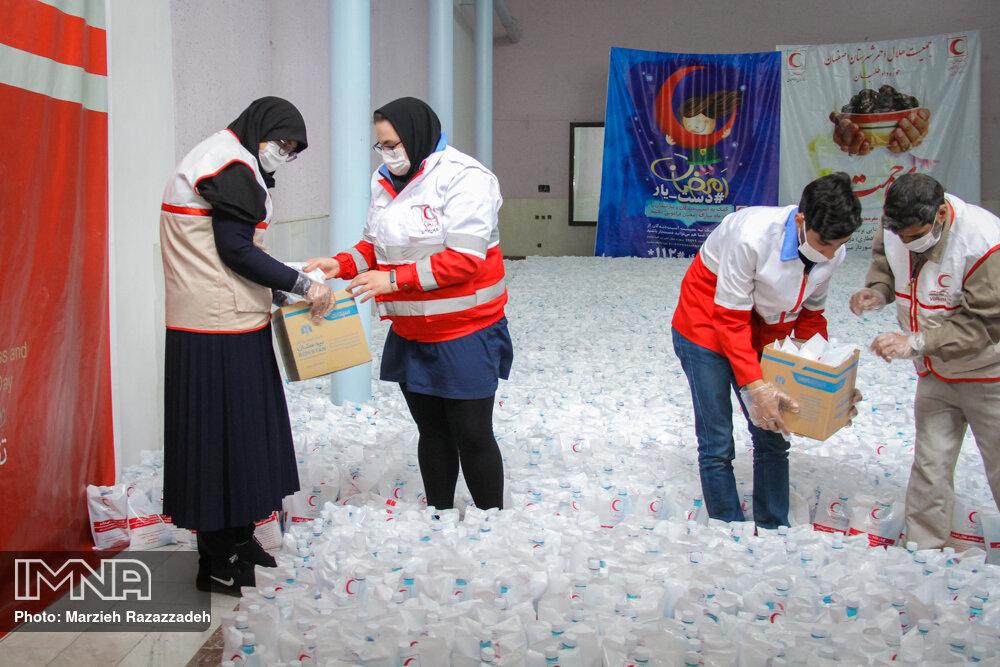 اجرای ۲۶۰ پروژه داوطلبی به همت داوطلبان نیکوکار