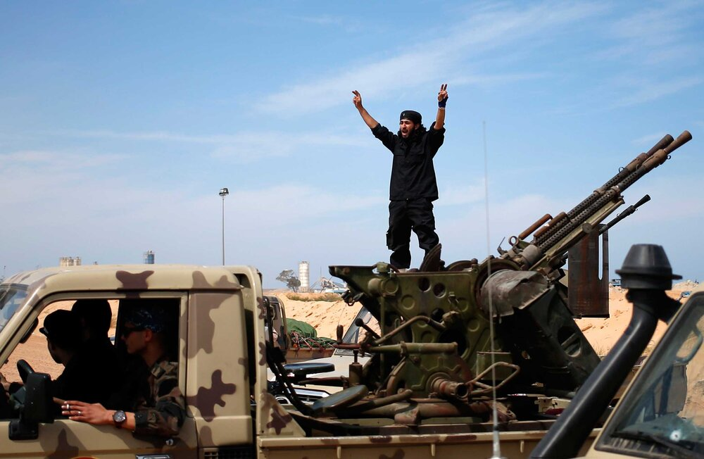 عملیات گسترده ارتش سوریه علیه داعش