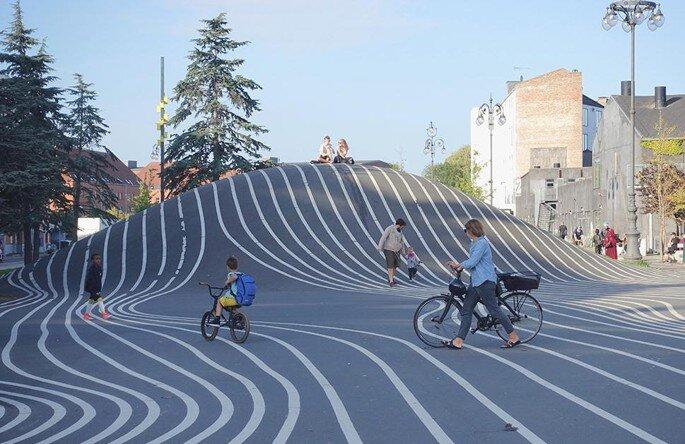طراحان شهری به دنبال تغییر در فضاهای عمومی