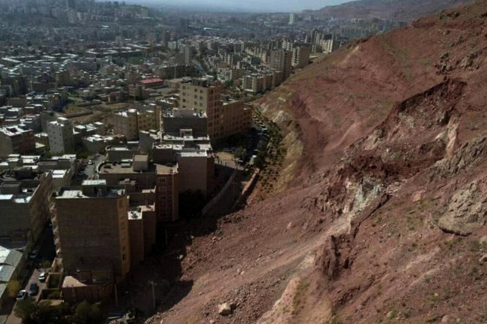 خطر گسل تهدیدی برای خانههای تبریز است