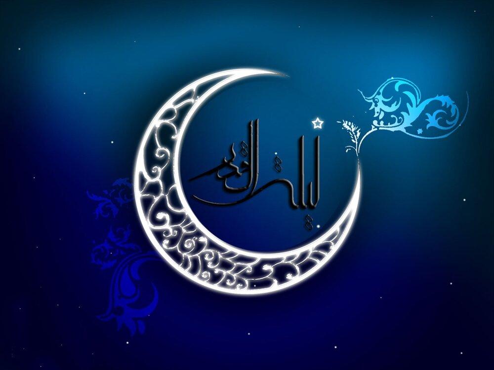 عکس شب قدر ماه رمضان برای پروفایل