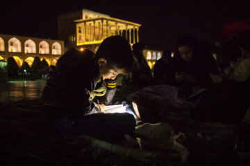 Night of Destiny commemorated in Isfahan, observing social distancing