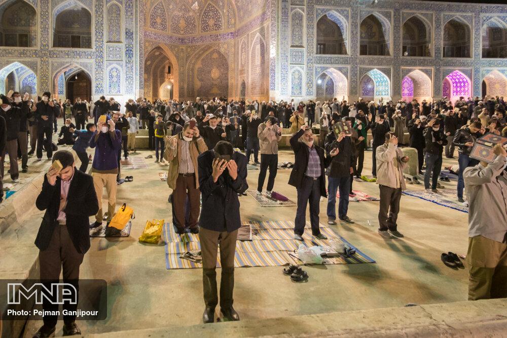 اجرای طرح نذر فرهنگی در مساجد شهرستان گلپایگان
