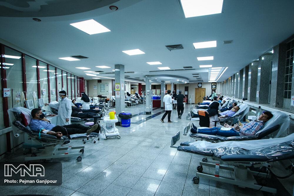 افزایش ۶۰ درصدی اهدای خون در نوروز ۱۴۰۰