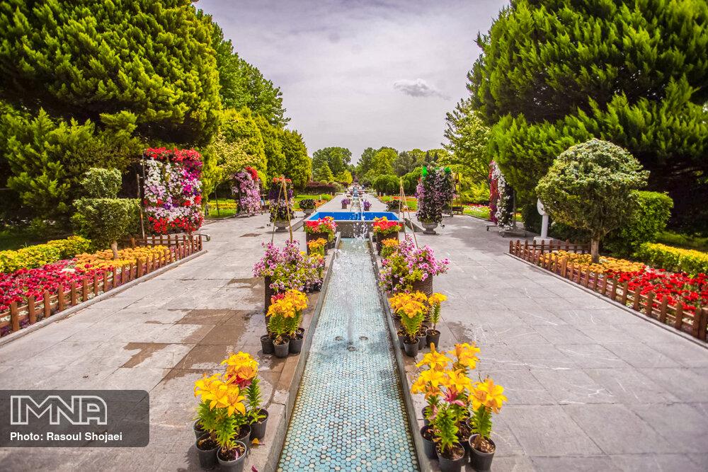 بهرهبرداری از مجموعه گردشگری گیاهان گرمسیری در اصفهان