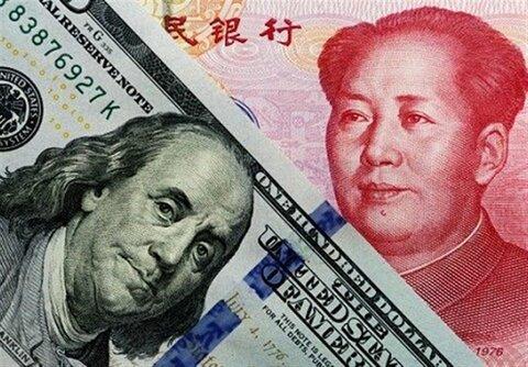 جهش بزرگ یوآن چین در برابر دلار آمریکا